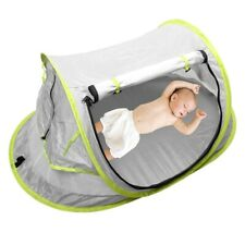 Portable Baby Beach Tent Anti-mosquito Sun Protection Foldable Baby Travel Bed