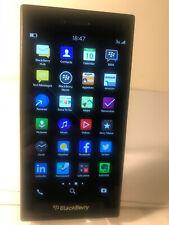 BlackBerry Leap - 16GB - Black (Unlocked) Smartphone Mobile