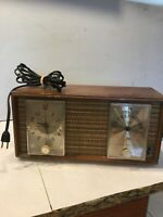Zenith Model X390 1950's Vintage Antique Wooden Tube Radio,EXCELLENT WORKS!