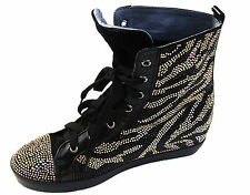 Flat (0 to 1/2 in.) Animal Print Ankle Boots for Women