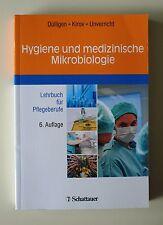 Hygiene und medizinische Mikrobiologie von Monika Dülligen, Hartmut Unverricht u