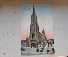 Frankierte Ansichtskarten aus Baden-Württemberg mit dem Thema Dom & Kirche