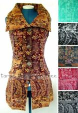 Button Floral Jumpers & Cardigans Plus Size for Women