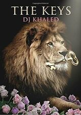 The Keys (New Hardcover Book) by DJ Khaled