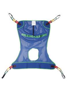 Lumex DSL-R115 Full-Body Mesh Commode Sling, Large