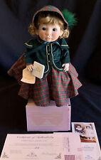 Lee Middleton Original Doll 1993 Christmas Angel Baby Vinyl 14� W/Box Coa Tag