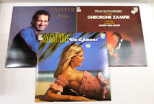 Vintage Gheorghe Samfir 3 Album Selection Philips Records + Near Mint Stereo LPs
