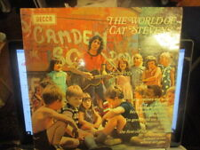 1970 The World Of CAT STEVENS UK LP Decca SPA 93 Psych Folk US Seller VG/VG