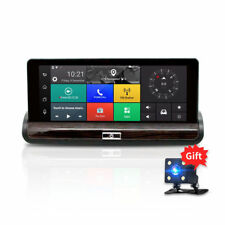 "3G +WIFI Car DVR GPS with Two Cam 1080p FH7"" Android Dash Video English Version"