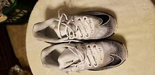 Barely Used Mens Nike Air Max Infuriate Size 13 Black and White