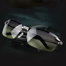 Mens Aviator Polarized Sunglasses UV-400 Outdoor Sports Driving Glasses Eyewear