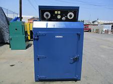 "BLUE M 36"" X 36"" X 48"" ID BURN IN OVEN 600 DEGREES  MODEL POM-366 G"