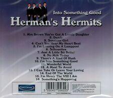 CD NEU/OVP - Herman's Hermits - Into Something Good