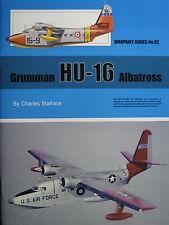 Warpaint Book Series No.92 Grumman UH-16 Albatross