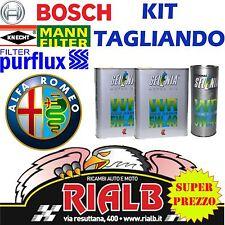 KIT TAGLIANDO OLIO + FILTRI ALFA GT 1.9 JTDM 150CV 16V