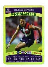 2010 Teamcoach GOLD (119) Luke McPHARLIN Fremantle