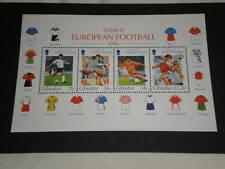 GIBRALTAR 1996 TRIBUTE TO EUROPEAN FOOTBALL
