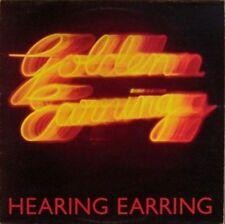 LP  * Golden Earring - Hearing Earring *  gereinigt - cleaned