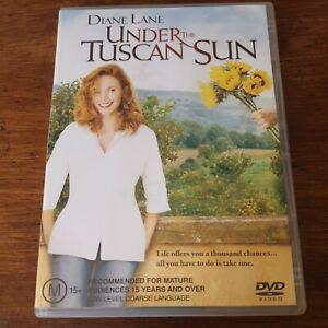 Under the Tuscan Sun Diane Lane DVD R4 Like New! FREE POST