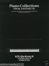 FINAL FANTASY 9 IX Piano Collections Score Square Enix GAME MUSIC sheet Book FF9