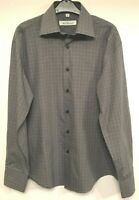 Ben Sherman Mens Shirt Size M Long Sleeve Check