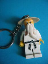 Lego Schlüsselanhänger Figur Ninjago Sensei