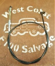 78 - 84 FORD F100 PARTS V8 THROTTLE ACCELERATOR CABLE F250 F350 BRONCO