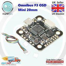 Mini Omnibus F3 OSD Flight Controller 20mm 2-4S Betaflight - SP Naze Drone FPV