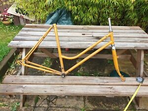 56cm Ladies German Town/Cruiser/Klunker/Cargo Frame