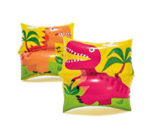INTEX Dinosaur Arm Bands - Set of 2 Children's/Kids Floaties/Wings FUN FAST SHIP