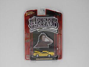 1:64 1972 Plymouth Road Runner - The Dukes of Hazard Johnny Lightning 50999