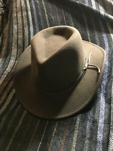 Country Gentleman Outback 100% Wool hat