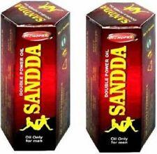 2 X 100-Original-Sandha-Saandhha-Sanda sex-Oil-15ml-Pack-Fast-Discreet-Shipping