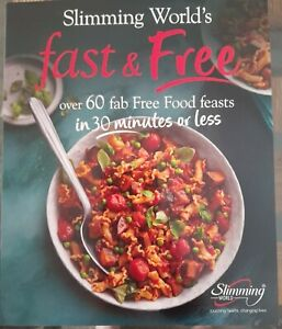 Slimming World Recipe Book - Fast And Free - New