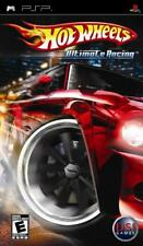 Hot Wheels Ultimate Racing PSP New Sony PSP