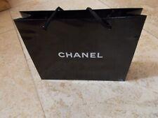 Chanel Black Glossy Shopping Bag Brand New!