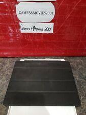 Apple ipad 2 Leather Smart Tablet Cover - BLACK