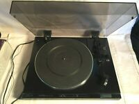 Sony Full Automatic belt drive Turntable Record Player PS-LX430 STANTON D73S