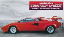 FUJIMI 12224 Lamborghini Countach LP500S Walter Wolf (RS-8) in 1:24