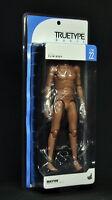 Hot Toys TTM 22 TrueType True Type Figure Body Caucasian Male Slim NEW