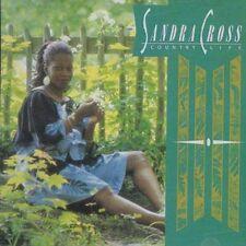 SANDRA CROSS - COUNTRY LIFE CD  1986 NEW ARIWA  OLD SCHOOL LOVERS ROCK REGGAE