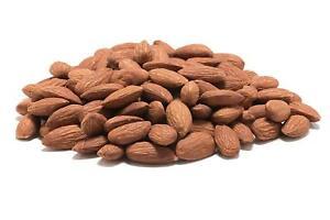 Sunburst Whole Almonds Dry Roasted (No Oil, No Salt)