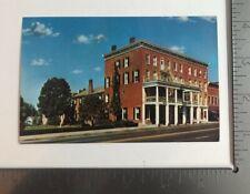 Vintage Postcard The Golden Lamb Inn Lebanon Ohio