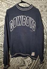 Vintage 1993 Dallas Cowboys Sweater XL Nutmeg Made In usa
