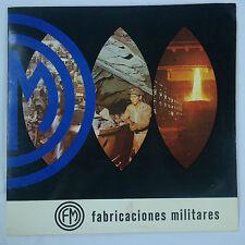 Fabricaciones Militares-Argentina Classical Piaggio/Gianneo/Ginastera/Gilardi NM