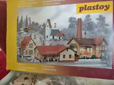 Dorfset Zweinitz 5 Gebäudebausätze H0 Brauerei fehlt von Plastoy Faller