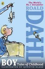Boy - Tales of Childhood by Roald Dahl (1999, Hardcover, Prebound)