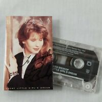 Lisa Brokop Every Little Girls Dream Audio Cassette Tape 1994 Country 90s Signed