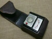 Vintage German GOSSEN - SIXTUS - historice exposuremeter light meter
