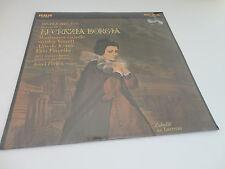 Lucrenzia Borgia; DONIZETTI (Dynagroove 1967) RCA New York - LP New/Sealed